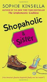 Shopaholic and Sister cover
