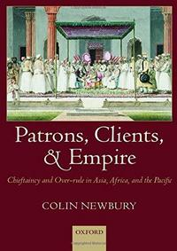 Patrons, Clients, and Empire cover