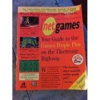 Net Games: cover