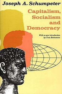 Capitalism, Socialism and Democracy cover
