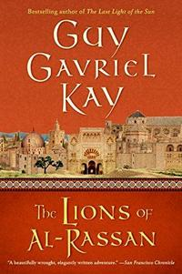 The Lions of Al-Rassan cover