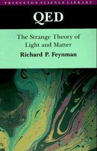 QED: The Strange Theory of Light and Matter cover