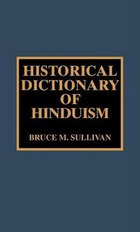 Historical Dictionary of Hinduism cover