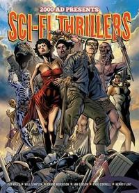 2000 AD Presents Sci-fi Thrillers cover