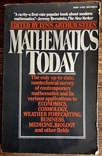 Mathematics today cover