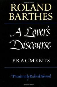 A Lover's Discourse: Fragments cover