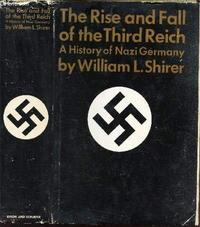 The Rise and Fall of the Third Reich cover