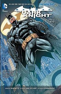 Batman - The Dark Knight Vol. 3: Mad (The New 52) cover