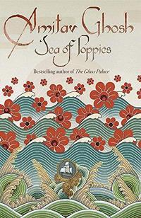 Sea of Poppies cover