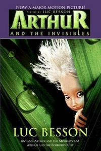 Arthur and the Invisibles Movie Tie-In Edition Unabr CD cover