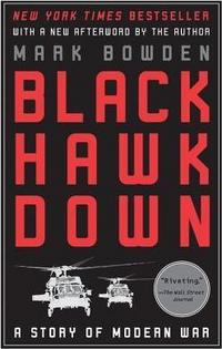 Black Hawk Down cover