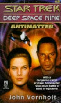 Antimatter cover