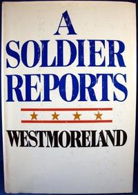 A Soldier Reports cover