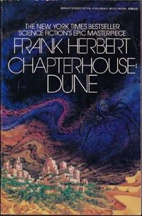 Chapterhouse: Dune cover