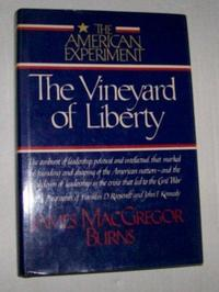 The Vineyard of Liberty cover