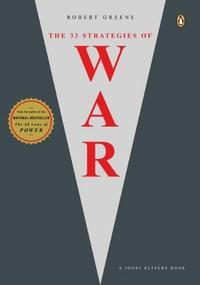 The 33 Strategies of War cover