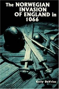 The Norwegian Invasion of England in 1066 cover