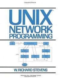 UNIX Network Programming cover
