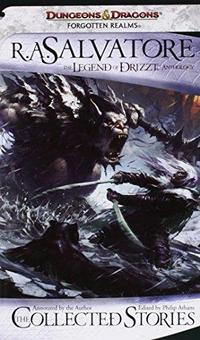 The Collected Stories : The Legend of Drizzt cover