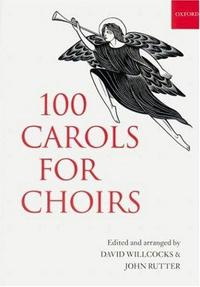 100 Carols for Choirs cover