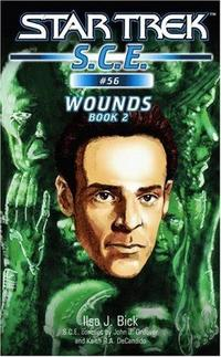 Wounds, Book 2 cover