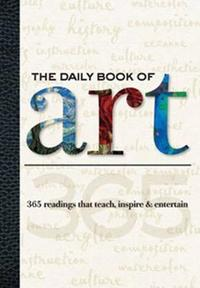 The daily book of art cover