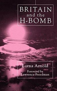 Britain and the H-Bomb cover