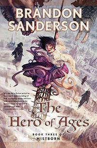 Mistborn: The Hero of Ages cover