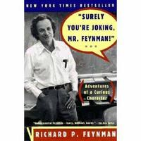 Surely You're Joking, Mr. Feynman cover