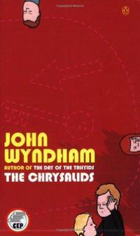 The Chrysalids cover