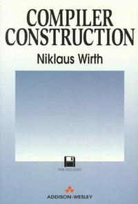 Compiler construction cover