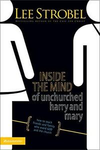 Inside the Mind of Unchurched Harry and Mary cover