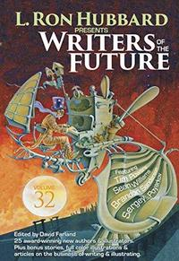 Writers of the Future cover