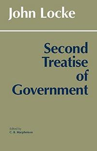 Second Treatise of Government cover