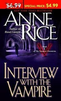 Interview with the Vampire cover