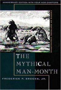 The Mythical Man-Month cover