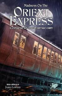 Madness on the Orient Express cover