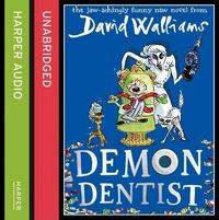 Demon Dentist cover