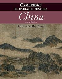 The Cambridge Illustrated History of China cover
