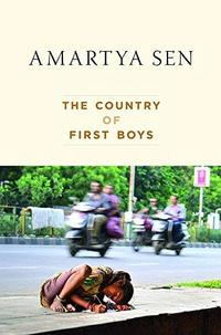 The Country Of First Boys cover