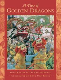 A Time of Golden Dragons cover