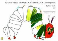 The Very Hungry Caterpillar cover