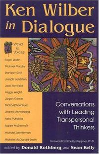 Ken Wilber in dialogue cover