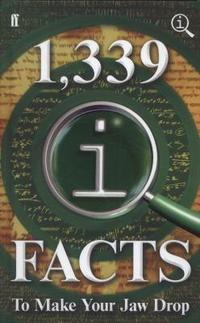1,339 QI Facts to Make Your Jaw Drop cover