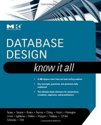 Database Design cover