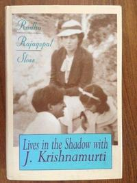 Lives in the Shadow with J. Krishnamurti cover
