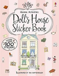 Doll's House Sticker Book cover