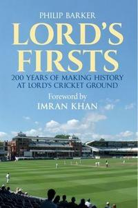 Lord's First cover