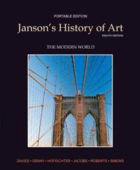 Janson's History of Art cover