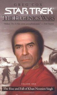 The Rise and Fall of Khan Noonien Singh, Volume 1 cover